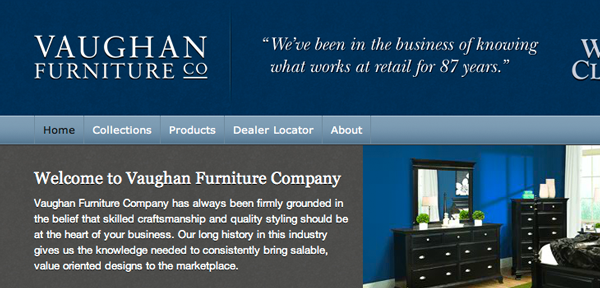 Vaughan Furniture Company