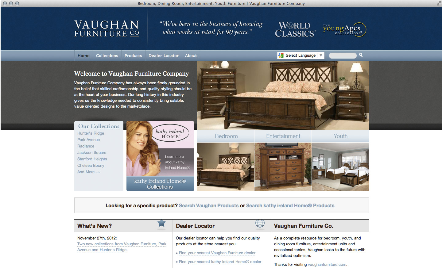 vaughanfurniture.com