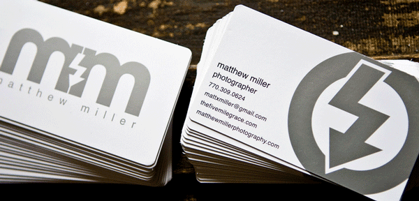 Matt Miller Logo & Business Cards