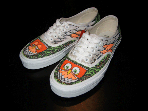 3df6a8cc8241 Hand-painted Custom Vegan Shoes by Tony Price - tonyxprice.com